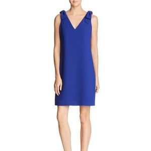 Eliza J bow-detail Sheath Dress